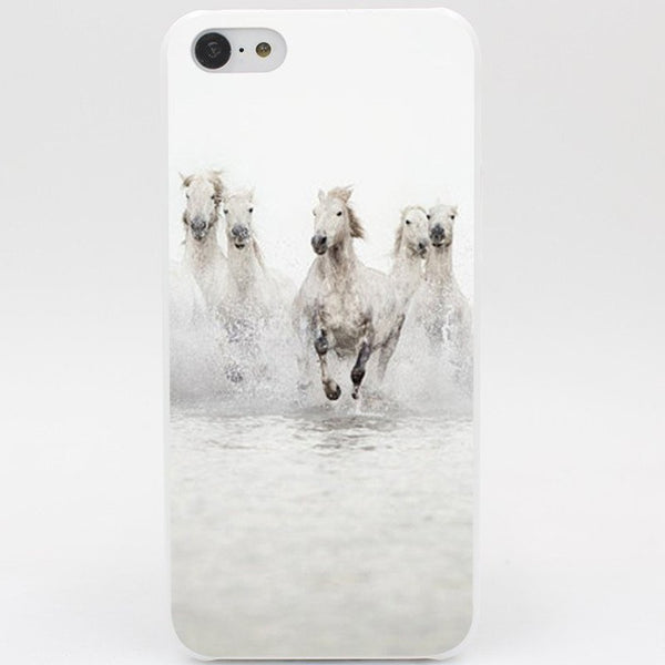 Coque Marquage cheval pour iPhone Chevaux 5, 6, 6+, 7, 7+