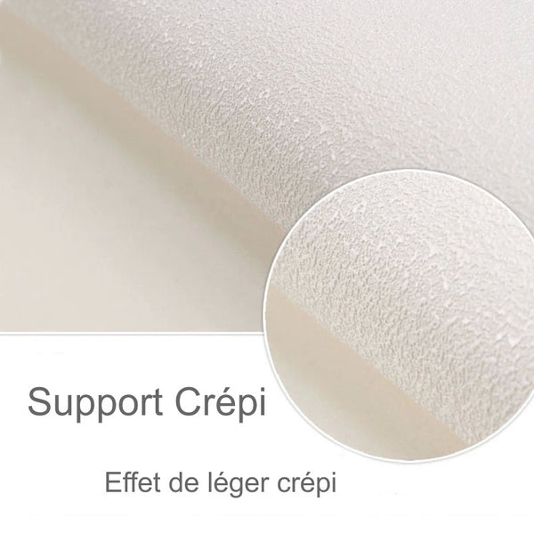 Support Crépi pour poster mural