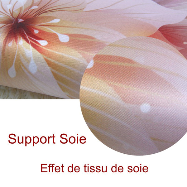 Support Soie pour poster mural