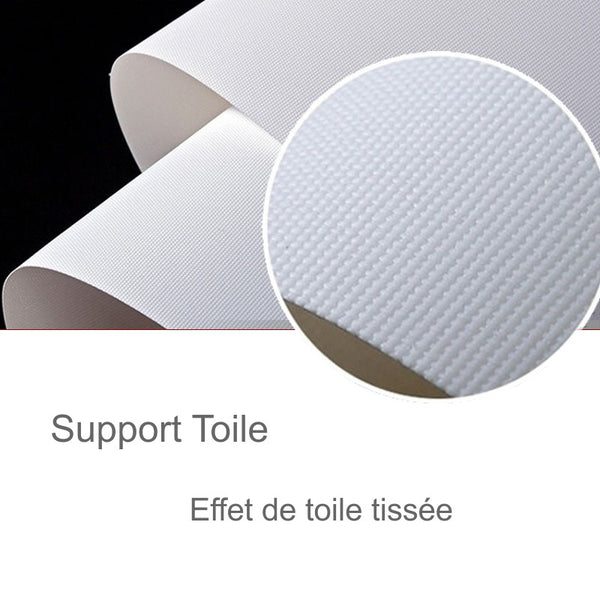 Support Toile pour poster mural