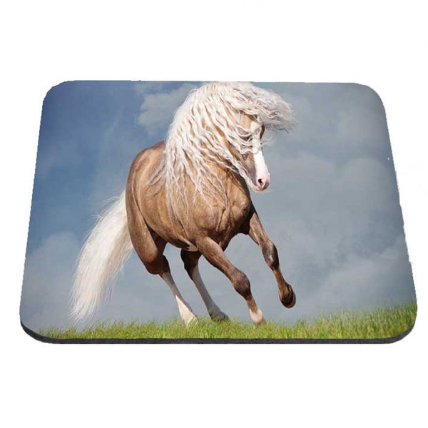 Tapis de souris Photo d'art Chevaux