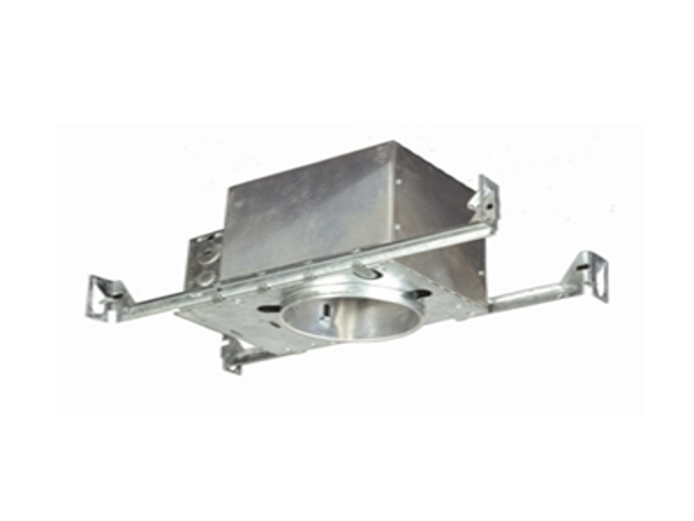 4 in. Recessed Light Fixture Air tight, New Construction - IC and Air Tight Rated Can Light Housing - Xlumen Brand