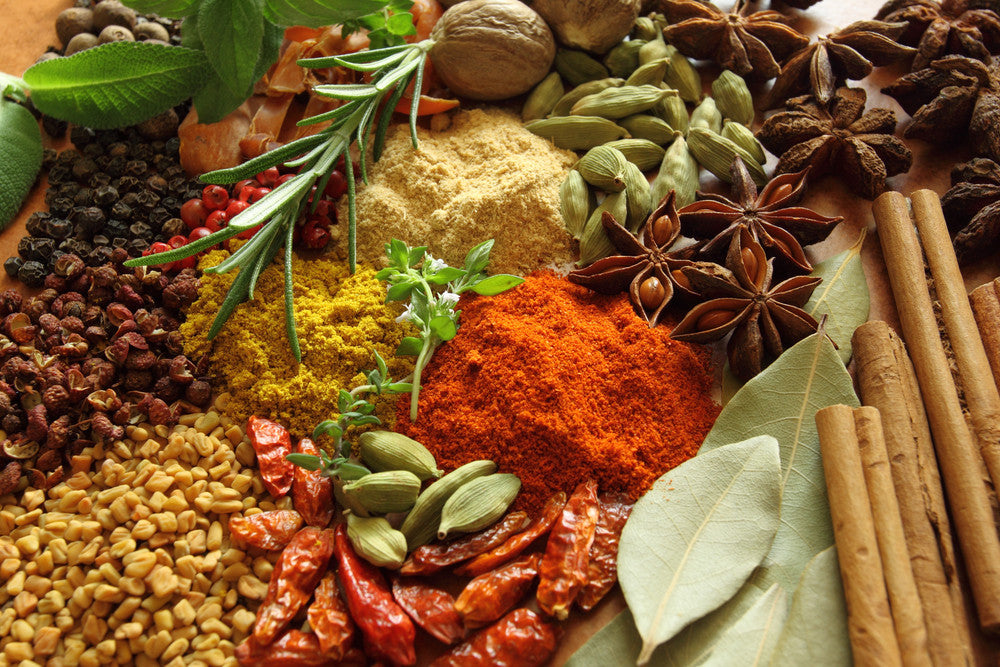 Fighting Inflammation through Spices