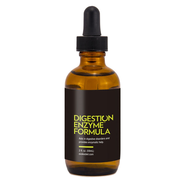 Digestive Enzyme Formula 2 oz (60 ml)