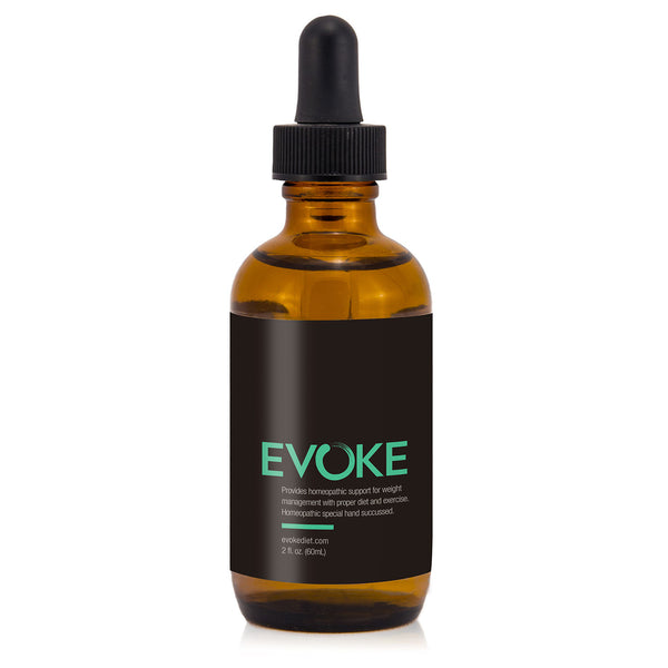 Evoke Homeopathic Formula 2 oz, (lasts 40 days) - Evoke Diet