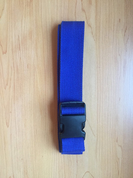 6 Foot Pinch Buckle Yoga Strap