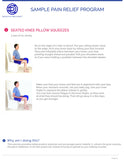 Foot & Ankle Pain Relief Program: Seated