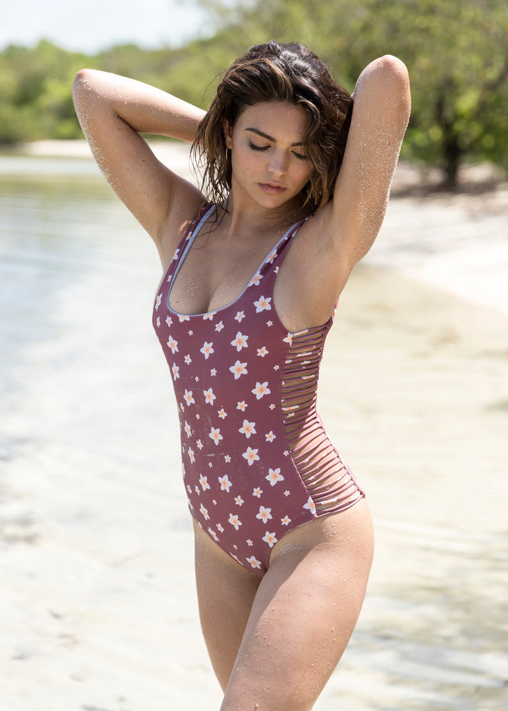 2018 EZEL ONE PIECE-NIRVANIC SWIM