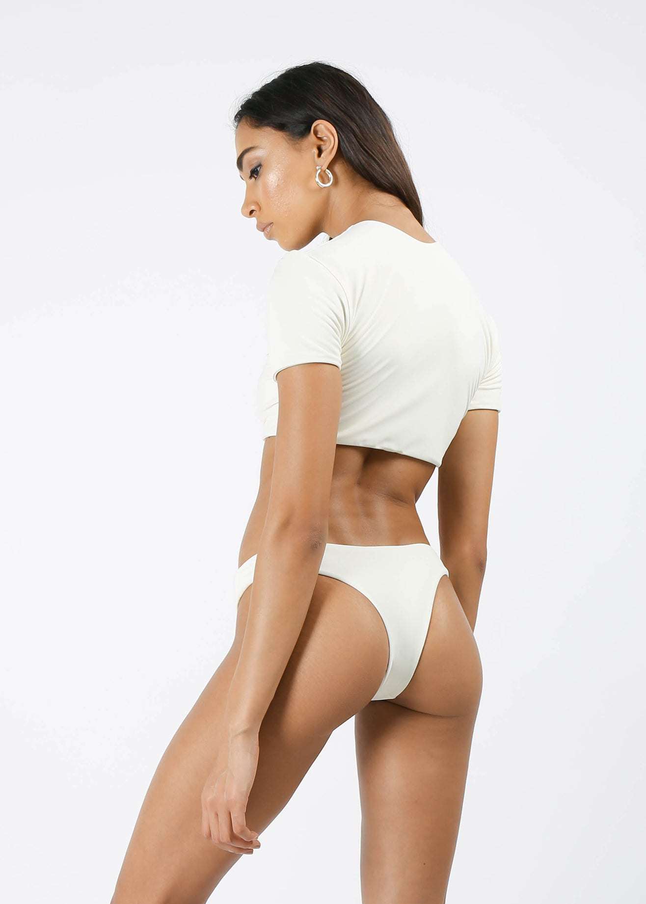 Paloma Bottom - Ivory