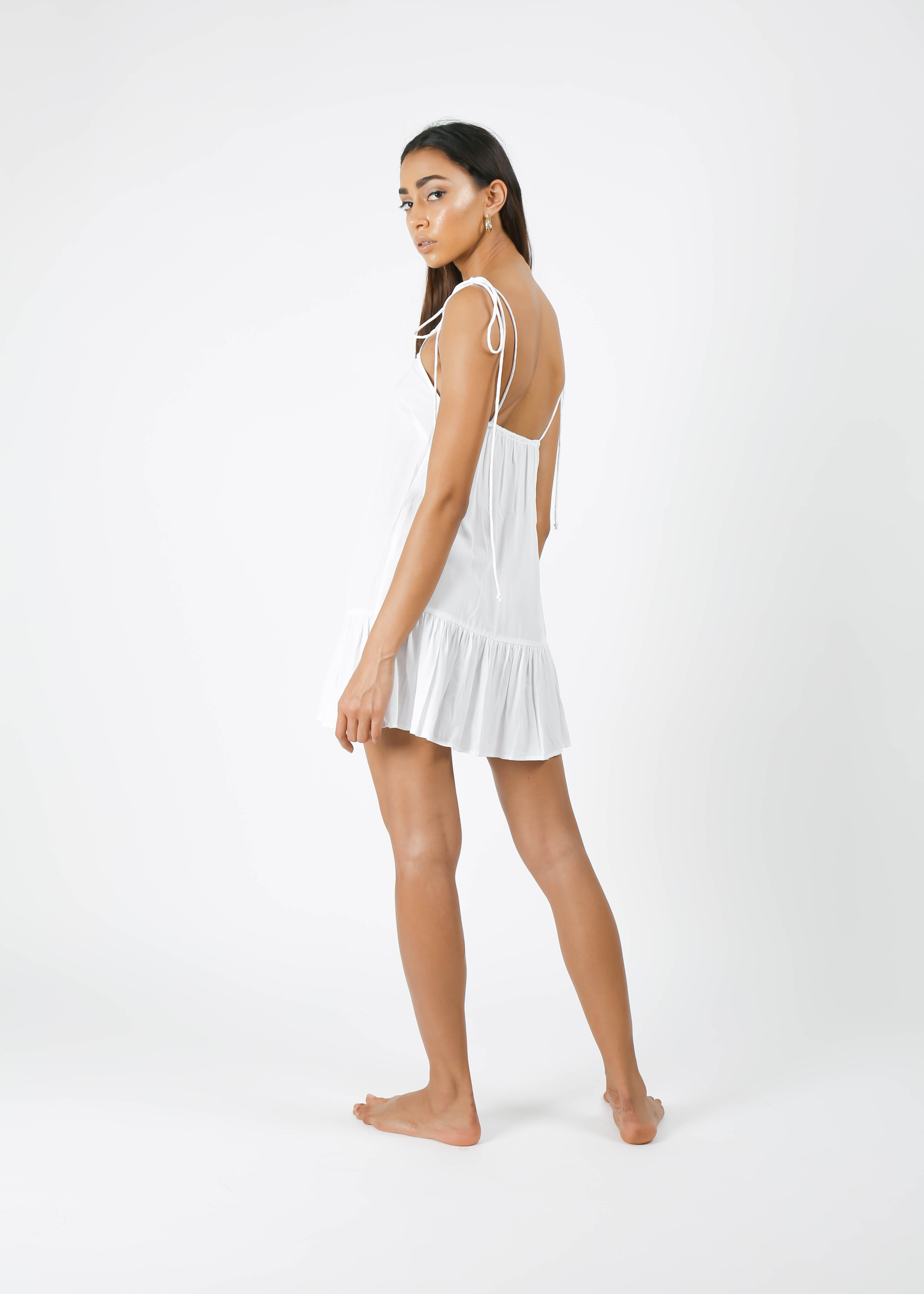 Summer Dress - White