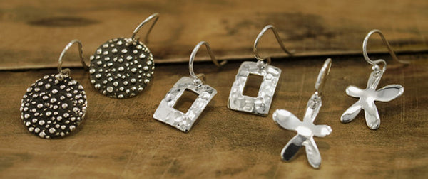 VIEW ALL SILVER EARRINGS
