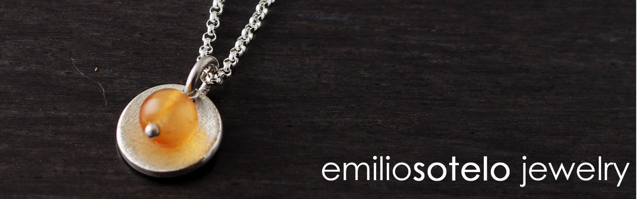 Handmade Silver Jewelry from Emilio Sotelo Jewelry