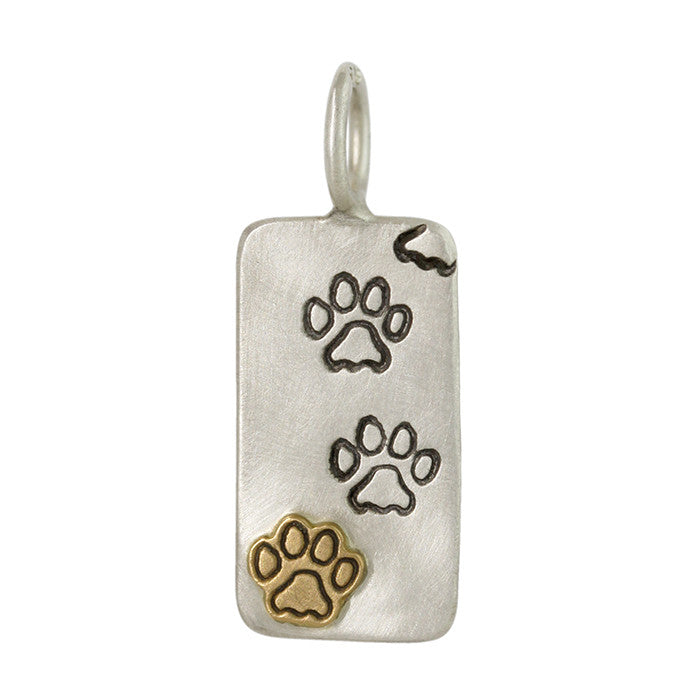 Paw Scatter ID Tag