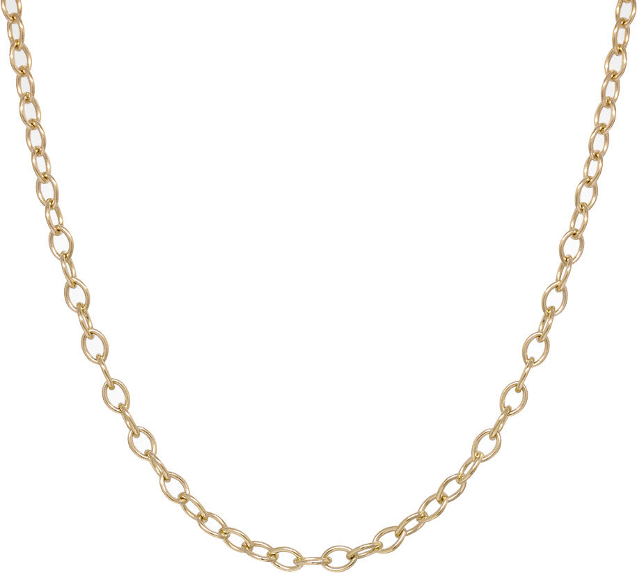 Chain: 4.8mm Yellow Gold