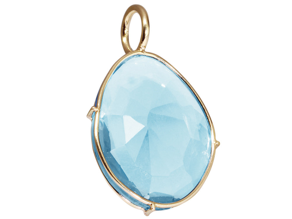 Harriet Stone: Sky Blue Topaz
