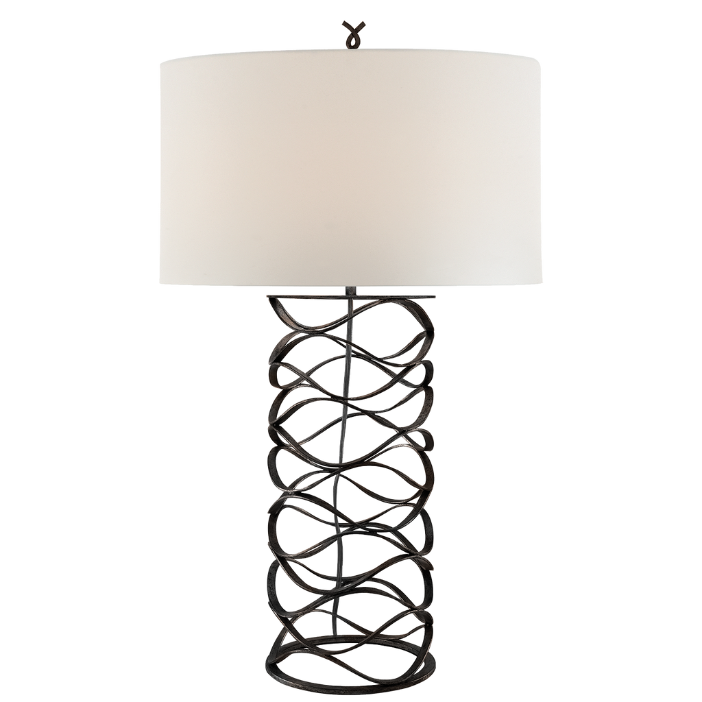 Bracelet Table Lamp - Aged Iron