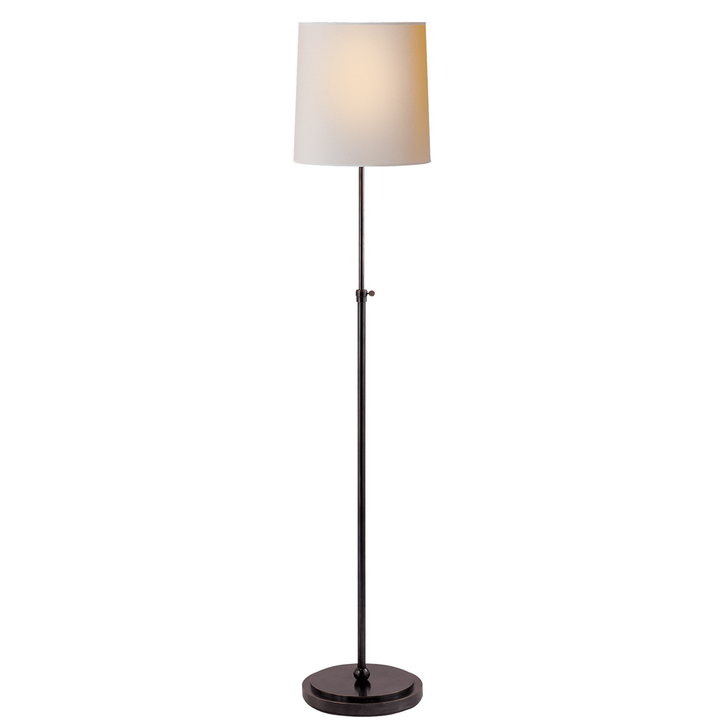 Bryant Floor Lamp - Bronze