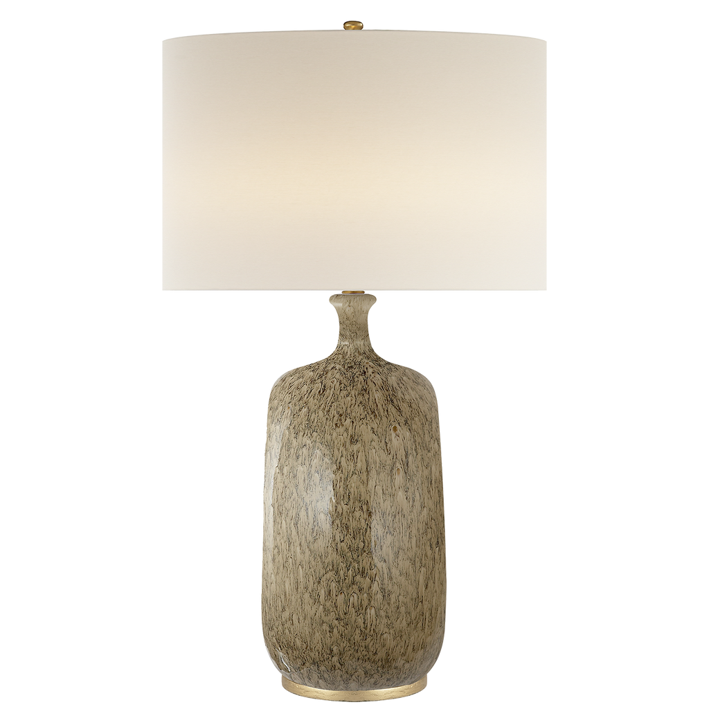 Culloden Table Lamp - Marbled Sienna