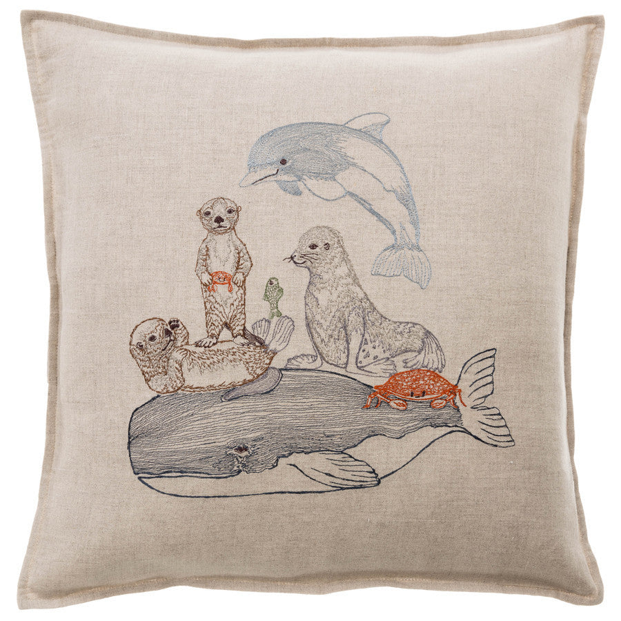 Pillow 16x16: Dive