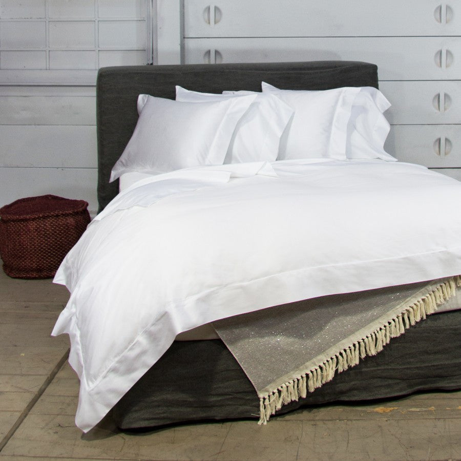 Heirloom Percale Bed