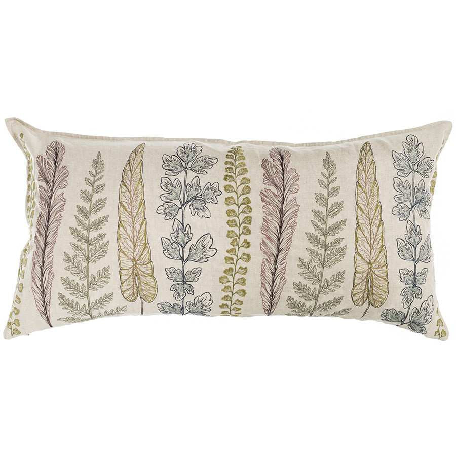 Pillow 16x32: Plants