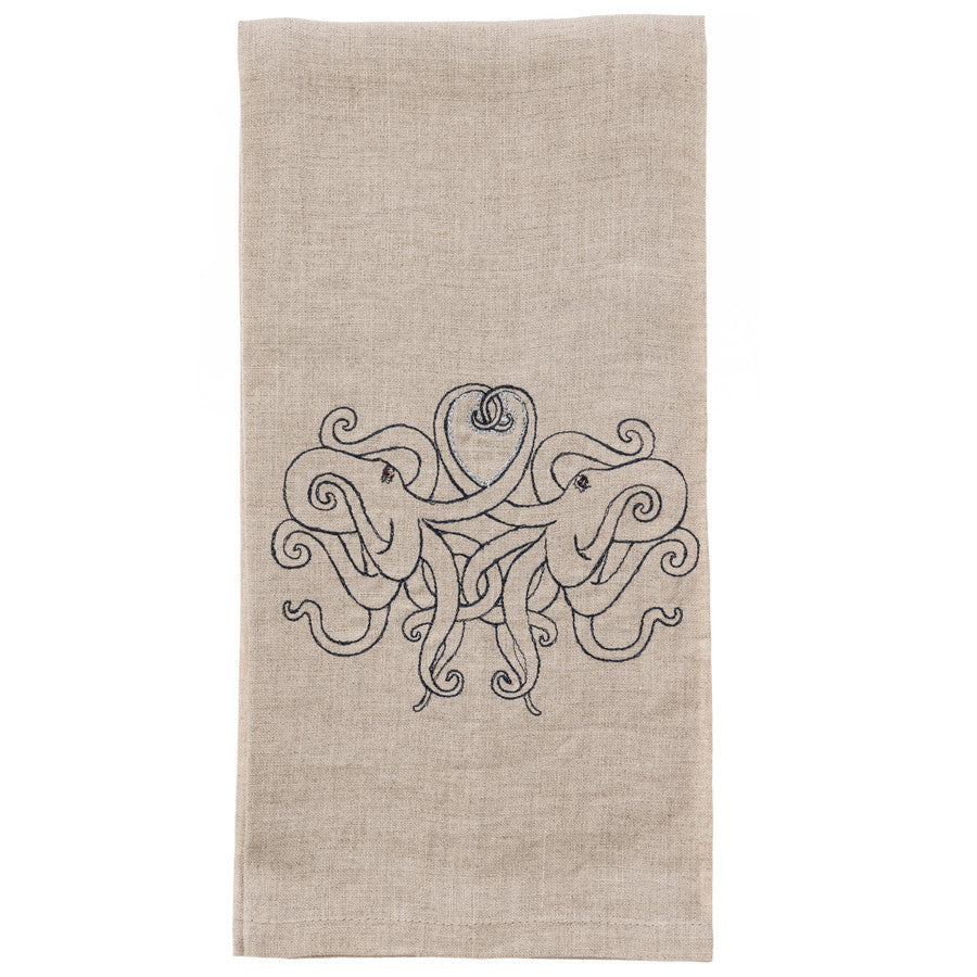 Towel - Octopus Love