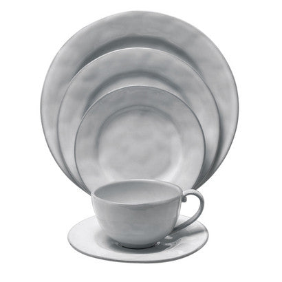 Dinnerware: Quotidien White Truffle