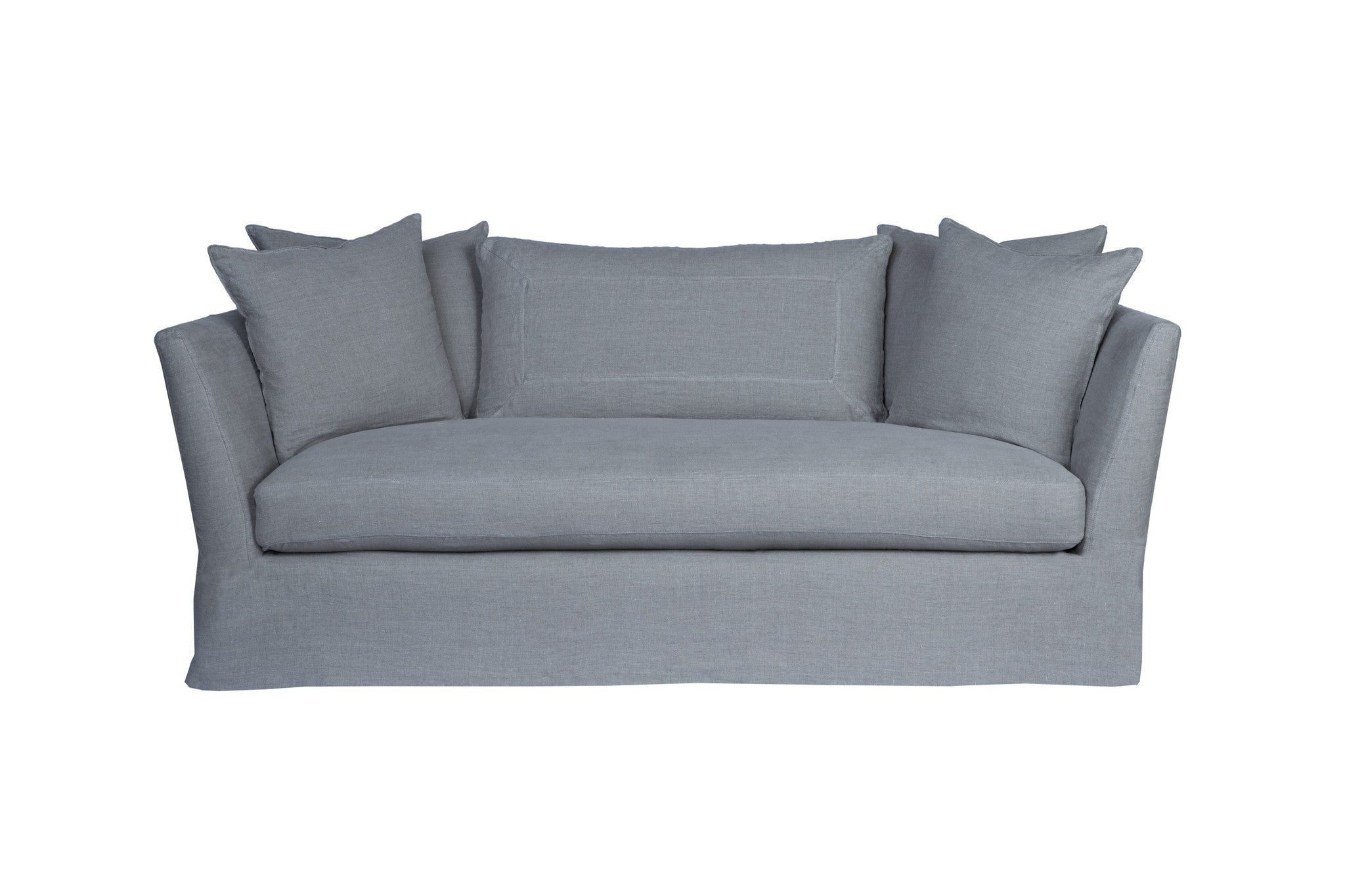 Seda sofa 84 inches manor fine wares curious goods for Sofa 84 inch