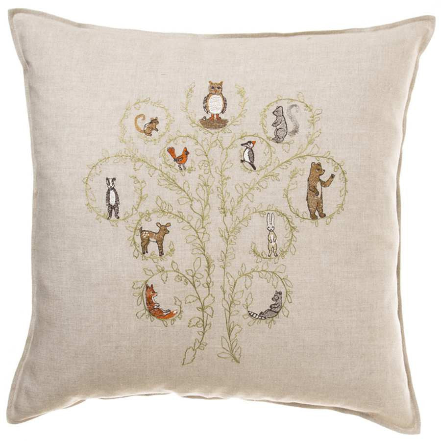 Pillow 20x20: Tree of Life
