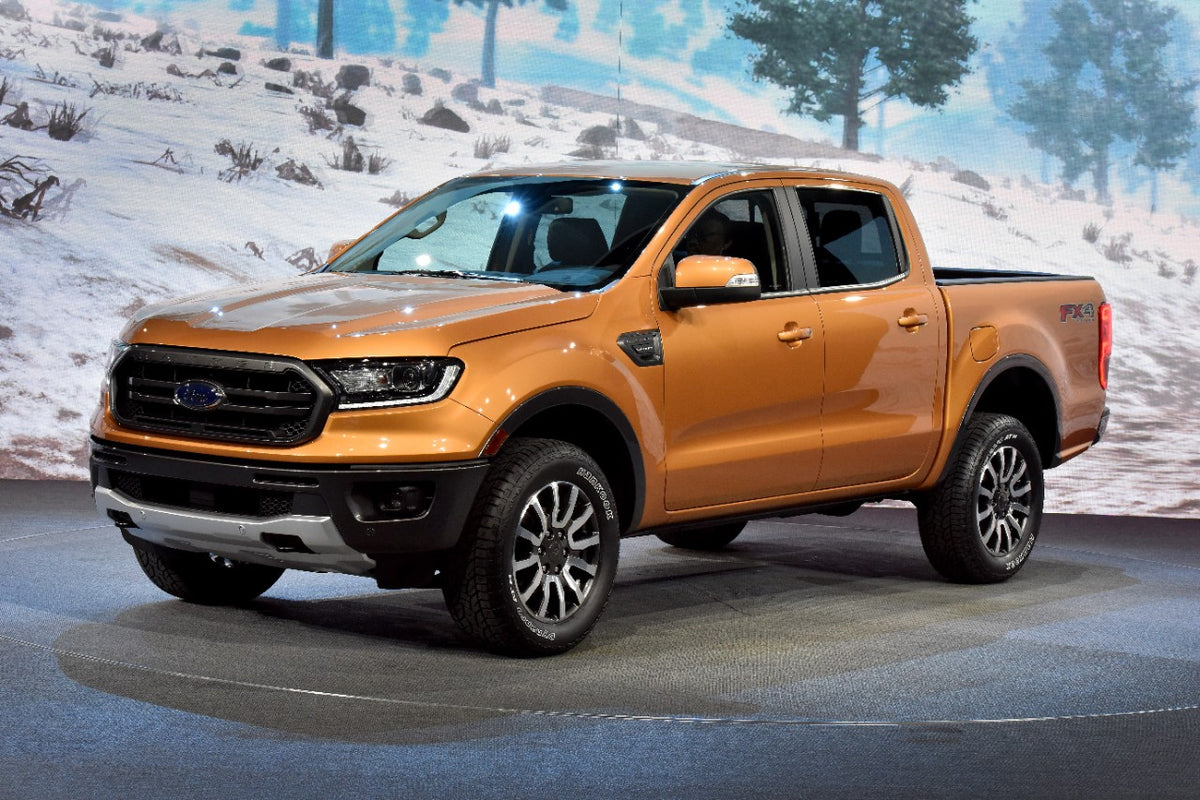 2019 Ford Ranger Available In Edmonton
