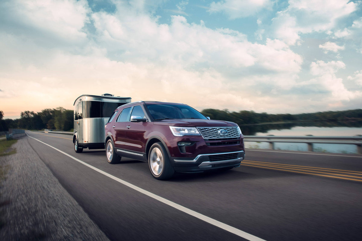 Towing Capacity of 2019 Ford Explorer