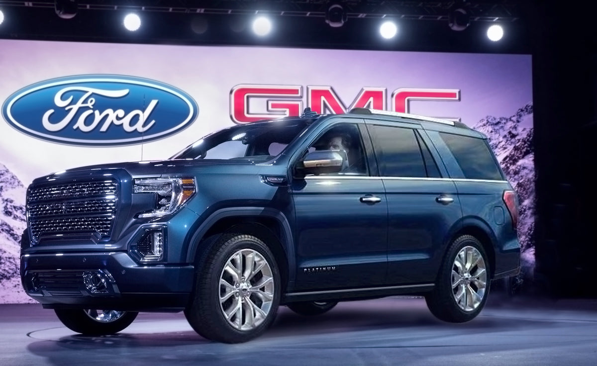 GM and Ford to Jointly Develop New Full-Size SUV