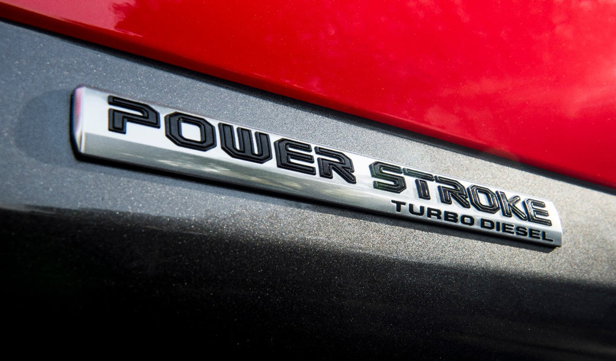 What is Ford PowerStroke?