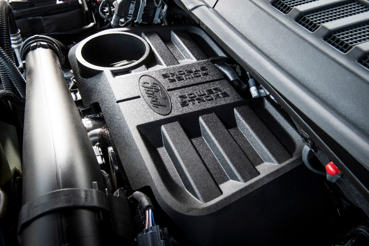 2018 Ford F-150 Diesel Engine