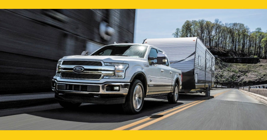 What is the towing capacity of the 2018 Ford F-150?