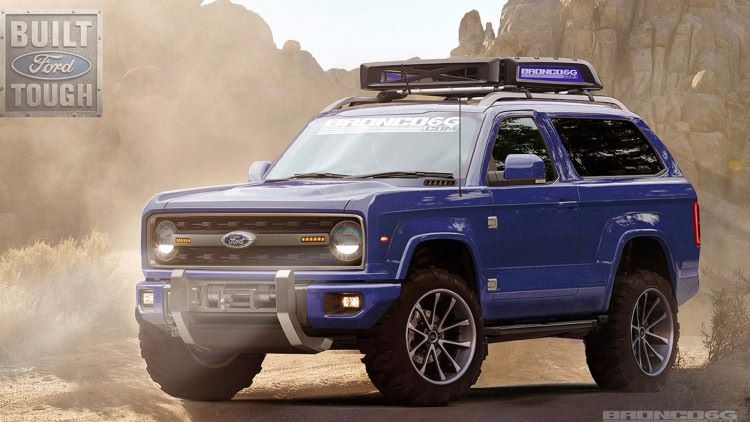 The History of the Ford Bronco