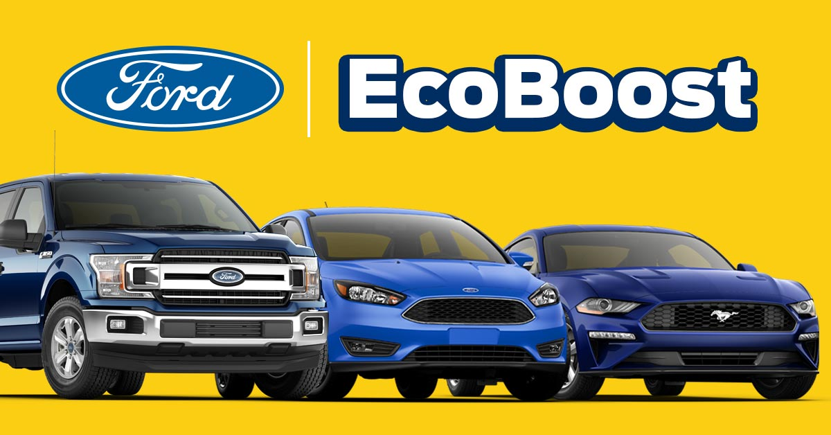 What is the Ford EcoBoost Engine?