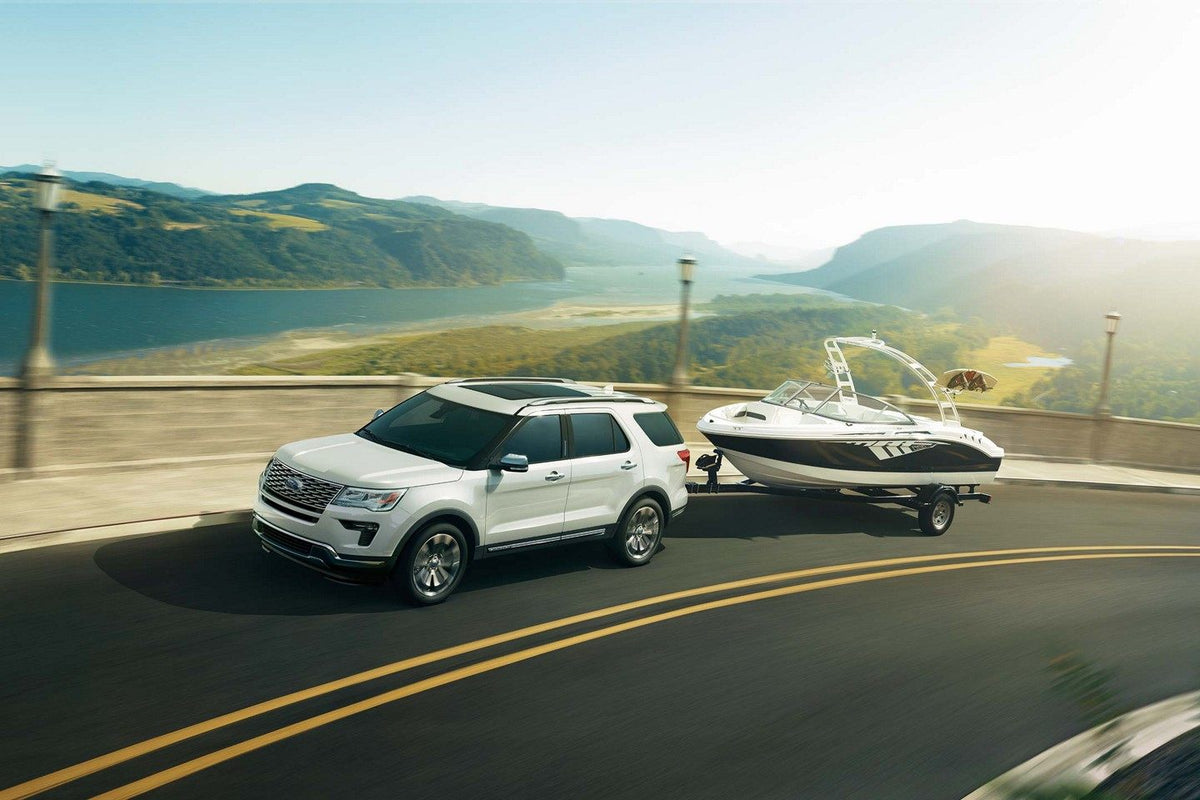 Towing Capacity of 2018 Ford Explorer