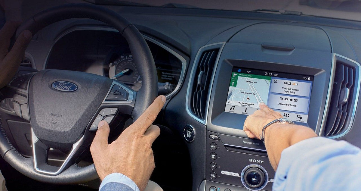Ford SYNC® Breakdown: Overview, Different Versions, and Set Up