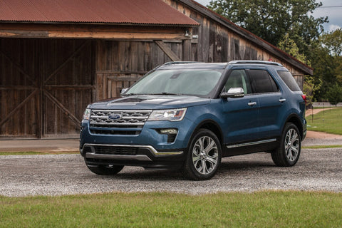 Ford Edge Towing Capacity >> Towing Capacity Of 2019 Ford Explorer Koch Ford Edmonton