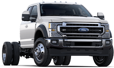 Ford SuperDuty Cab + Chassis