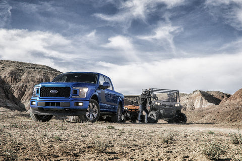 The Fx4 Off Road Package For The Ford F 150 And Super Duty