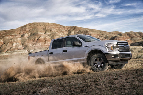 F150 Off Road >> The Fx4 Off Road Package For The Ford F 150 And Super Duty Koch