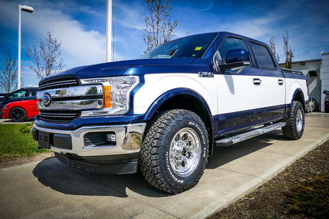 Ford Dealer Retro Truck Package For F 150 Brings Back 90s