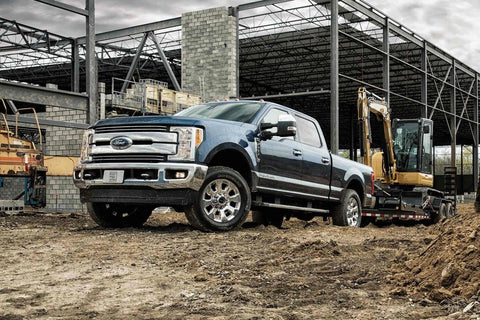 F-250 Towing Capacity - Edmonton