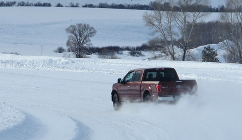 Ford Winter Safety Package - Edmonton