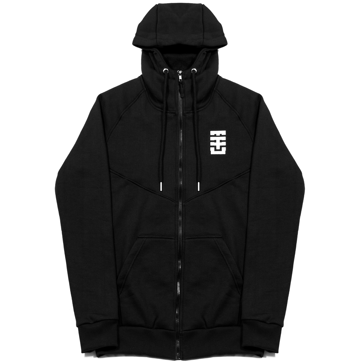 001. Monogram Hoodie - THE IRON UNION