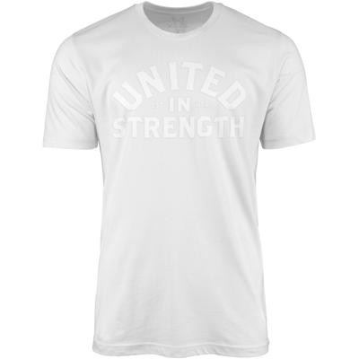003. United In Strength Ghost Edition - White