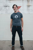 Men's Charcoal Drop T-shirt