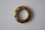 Curtain eyelets - Gold Ø55/Ø35mm (Pack of 1)